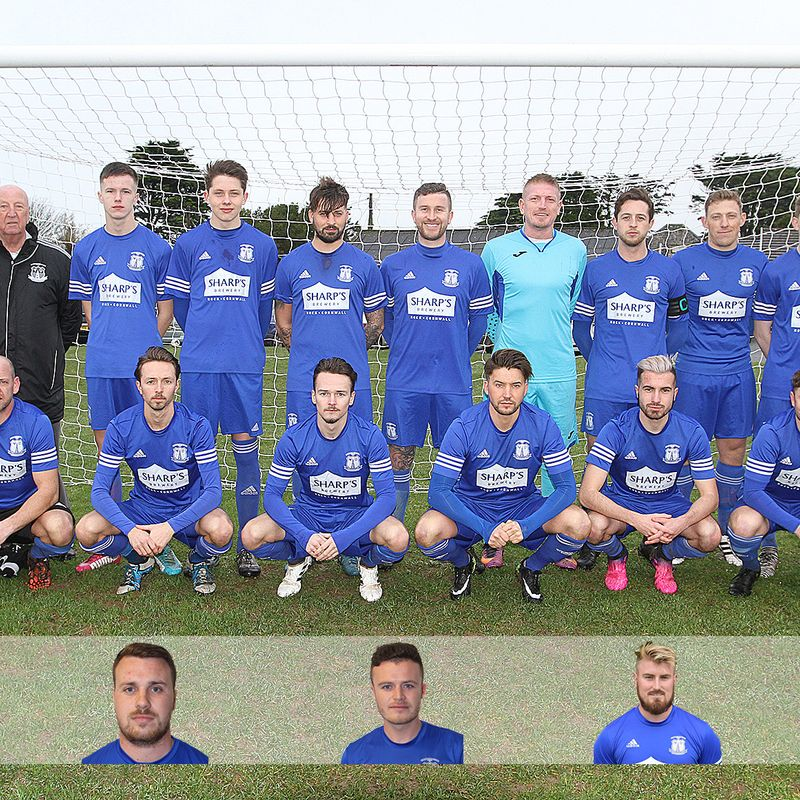 St Minver 1sts lose to Mevagissey 3 - 2