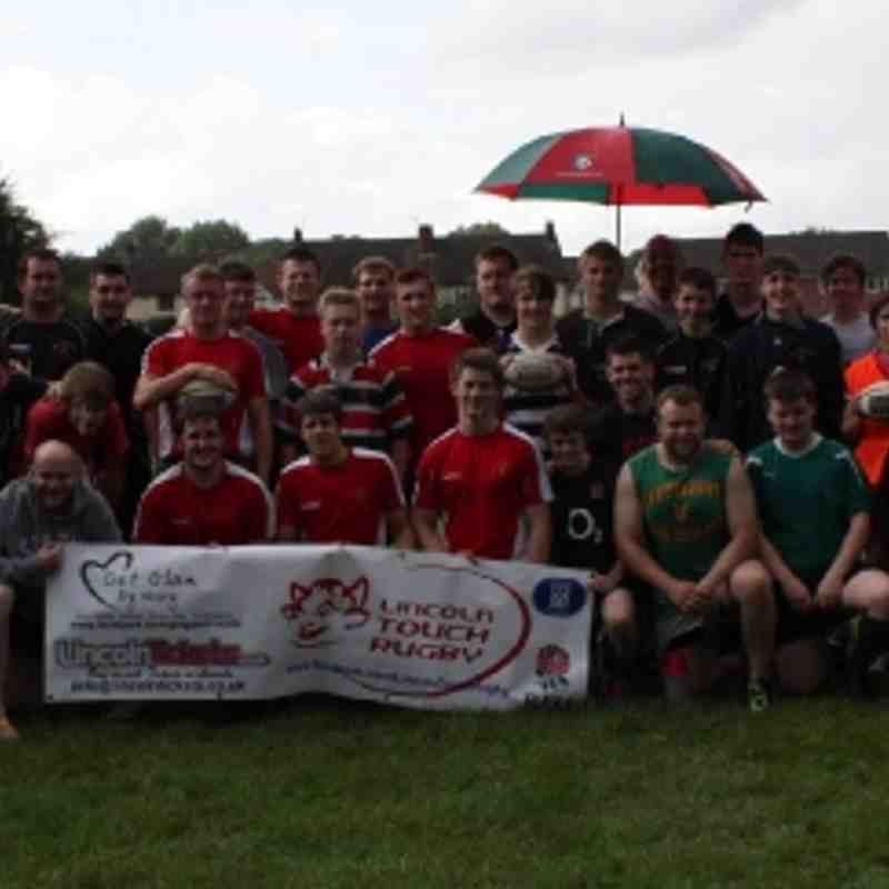 Lincoln Touch Rugby