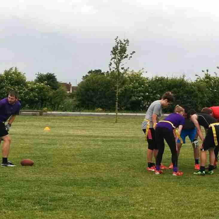 BAFA 2016 Flag league teams announced