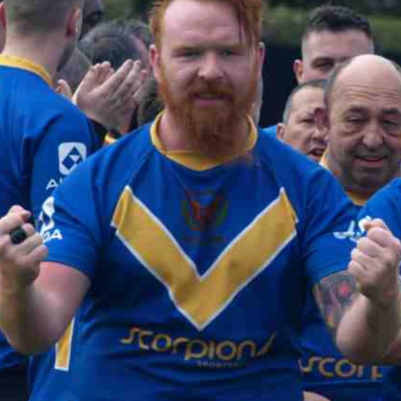 """Player Interview Seamus """"The Viking"""" Mulhall"""