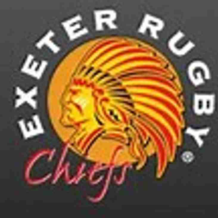Chiefs Tickets V Gloucester Now Available