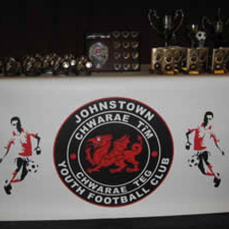Johnstown beat Rhosddu 2-0 in friendly
