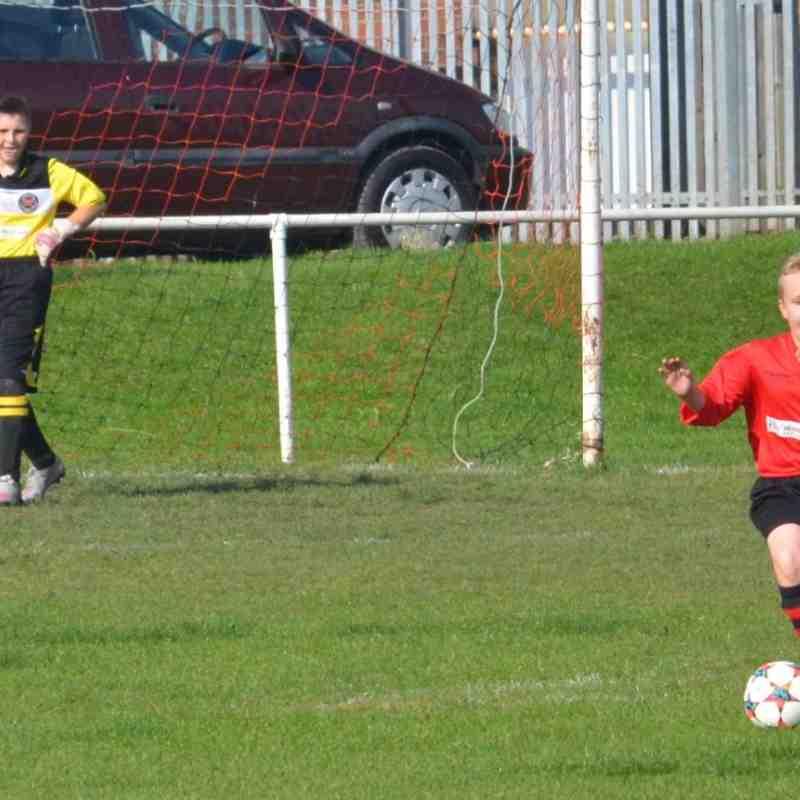 2015-09-19 U12 v Chirk