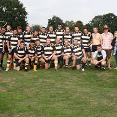 OHRFC vs Sodam Sept 2010 - Club fixture