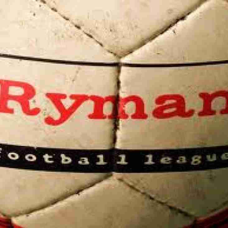 Ryman Sponsorship To End
