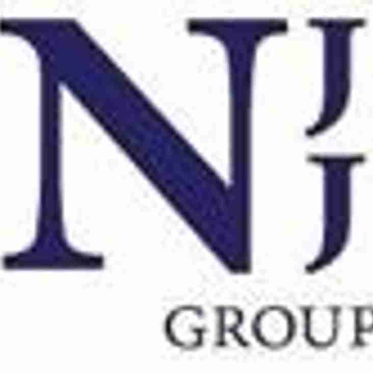 Meet our new kit sponsor - NJJ Group