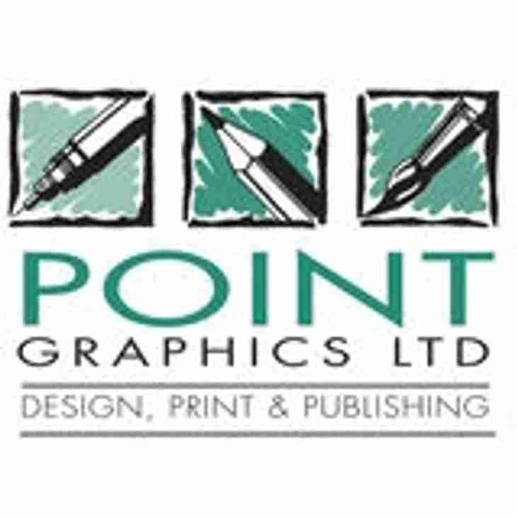 A big welcome to Point Graphics!