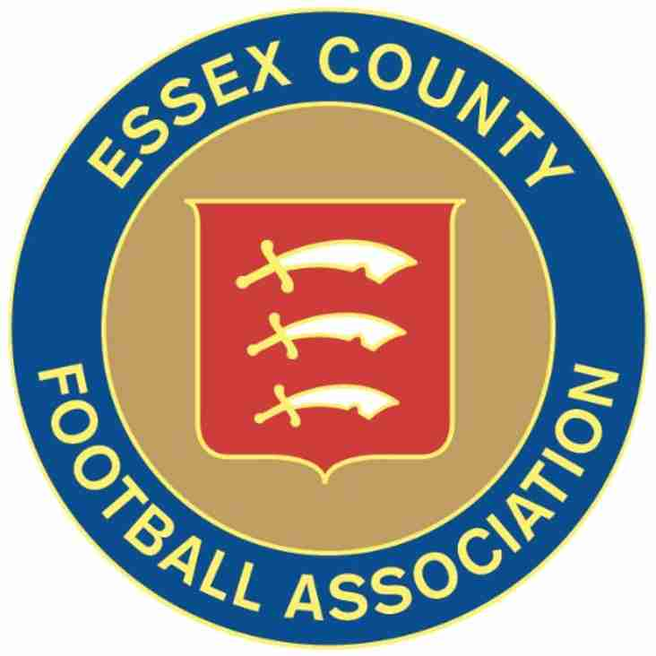Jammers Represent Essex