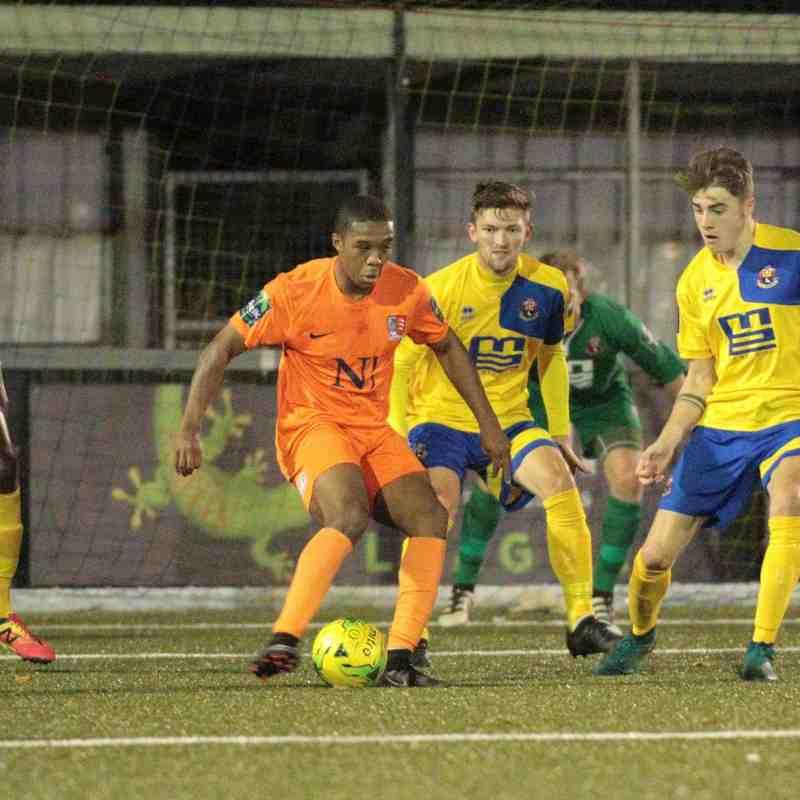 AFC Sudbury vs Maldon & Tiptree
