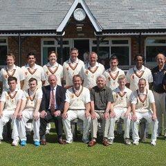 1st XI Cricket 2014