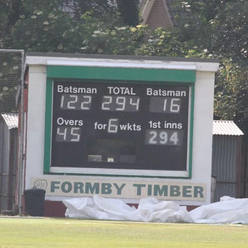 Oldham Ton Sees Off Wallasey