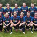 1st Team lose to Aberdeen Wanderers 5 - 20