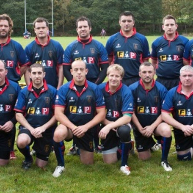 1st Team lose to Moray 14 - 39