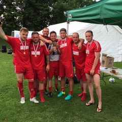 6-a-side glory for Gregson and co.