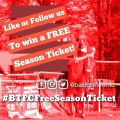 Like or Follow us to Win a FREE Season Ticket!