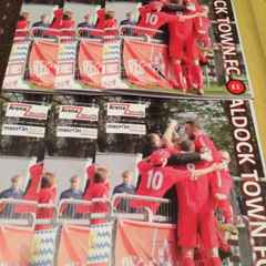 Matchday Programme v Langford now online