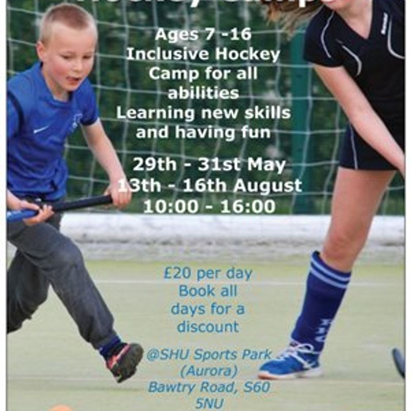 RHC's Summer Camp 13th - 16th August
