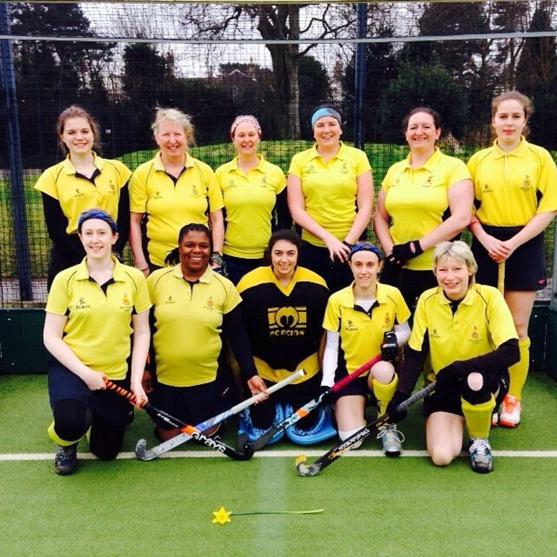 Ladies 3s beat Macclesfield Ladies 4s 0 - 4