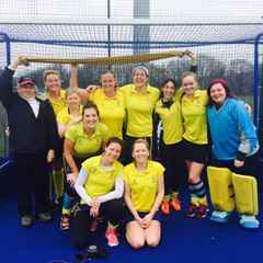 Macclesfield V Ladies 1's