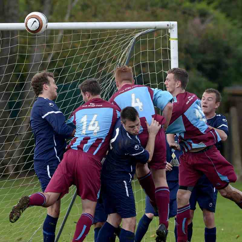 """B"" team v Taplow United ""A"" - 18 October 2014"