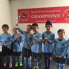 u6 Sptifies - Bracknell Town Tournament 22 May 2016