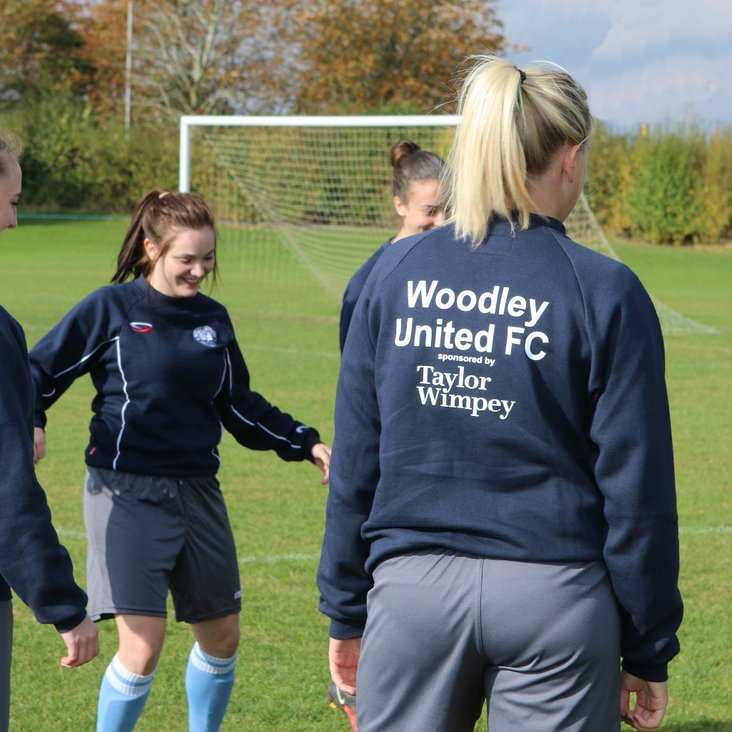 Ladies at home to Barton Rovers - 30th April 2017<