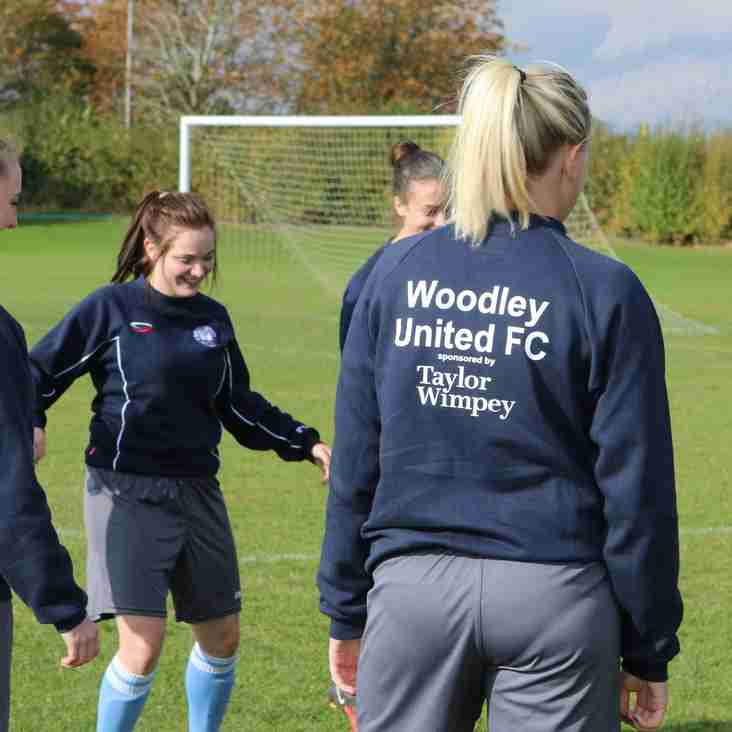 Ladies at home to Barton Rovers - 30th April 2017