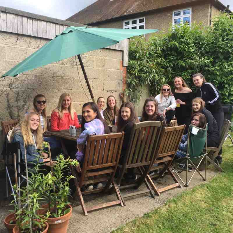 Ladies End of Season Presentation 20th May 2017