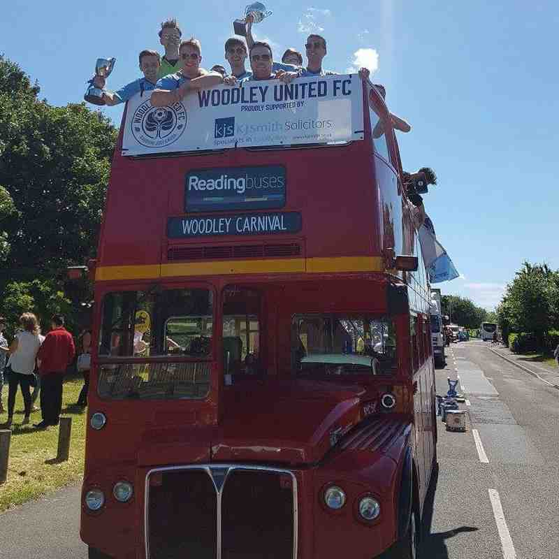 Woodley Carnival 10th June 2017