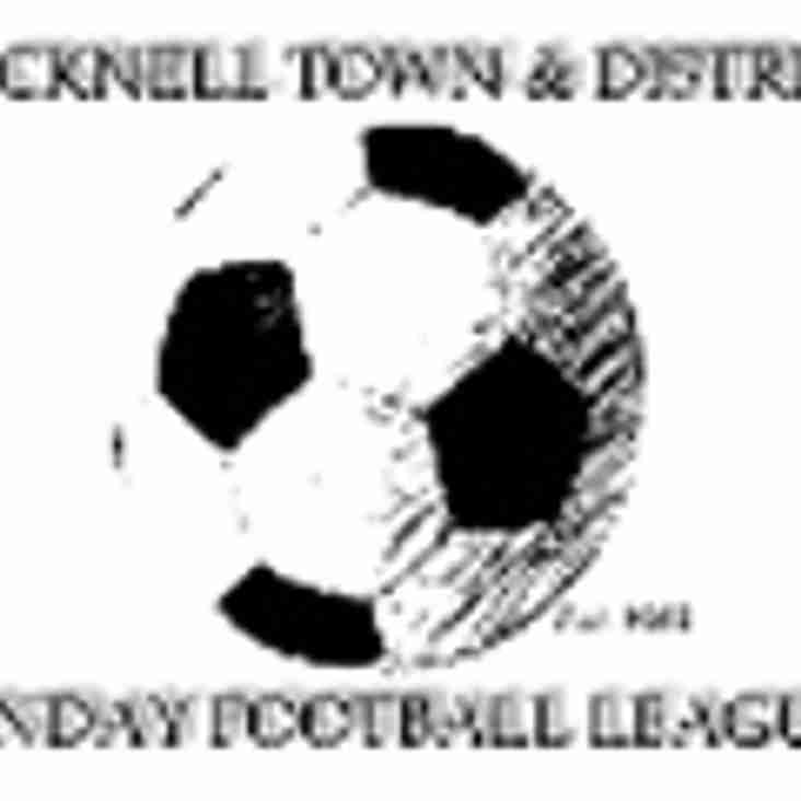 Sunday Reserves promoted to Division Two