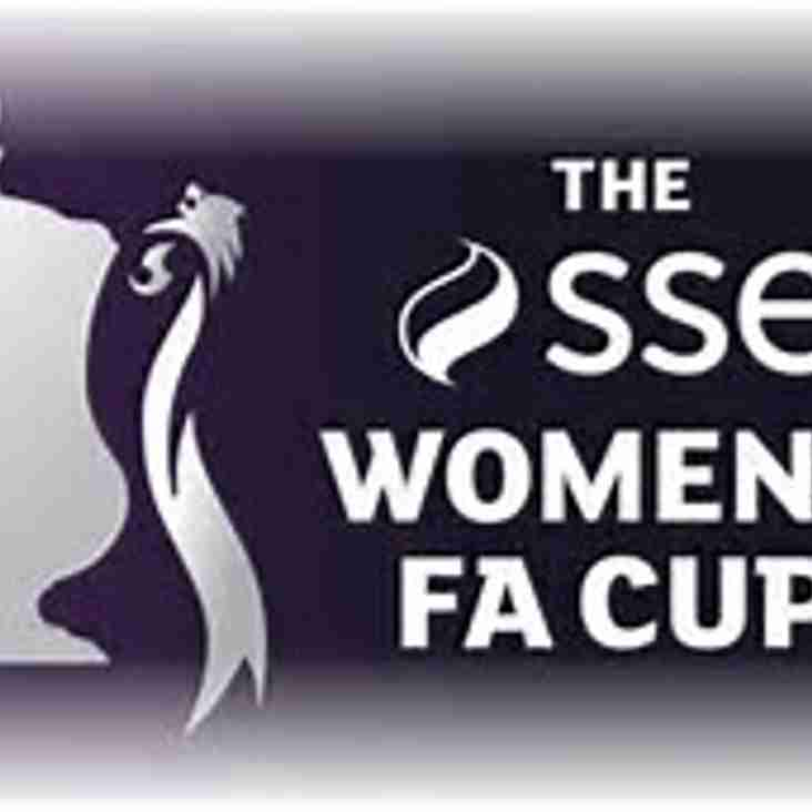 The SSE Women's FA Cup draws announced