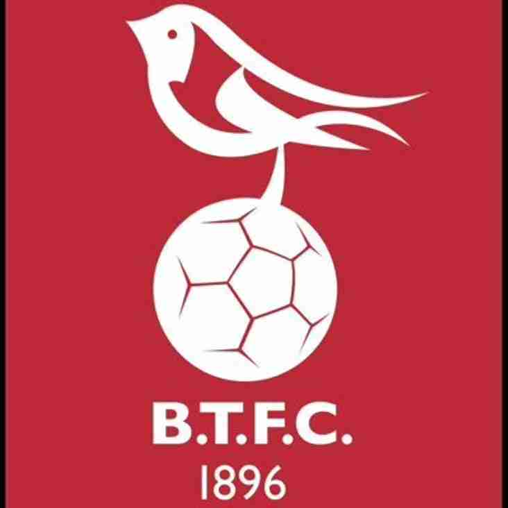 MNF - 1st team home to Bracknell Town - Monday 5th March 2018