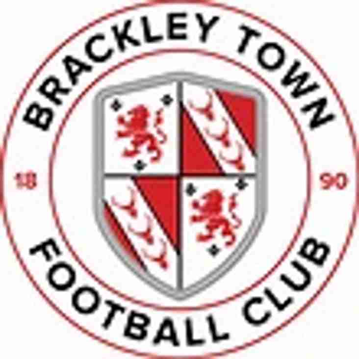 MNF - 1st team home to Brackley Town Saints - Monday 19th March 2018