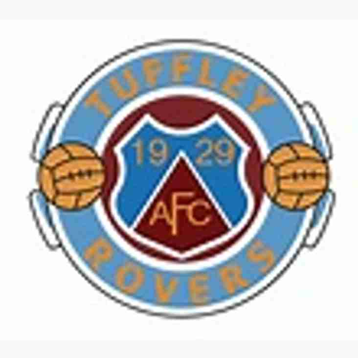 1st home to Tuffley Rovers - Saturday 17th March 2018