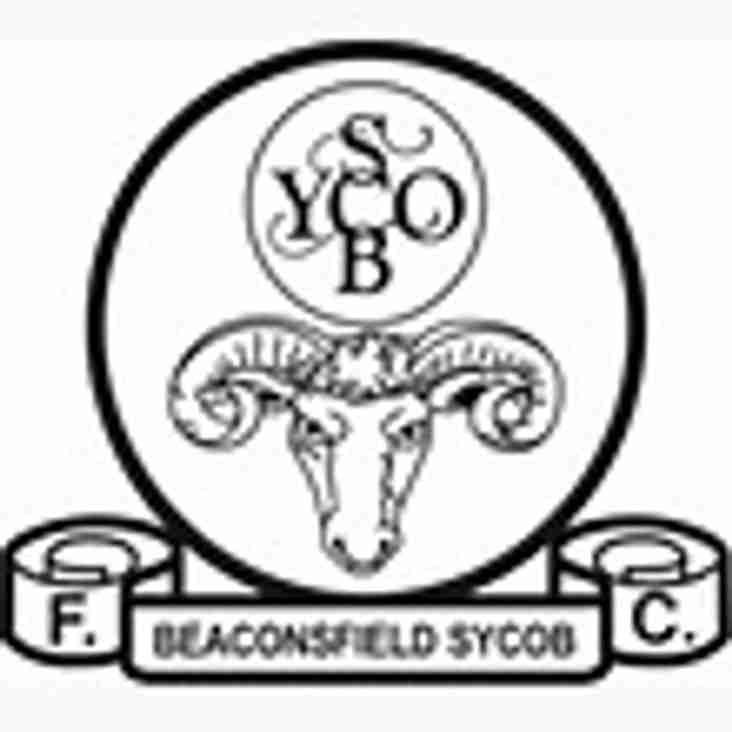 MNF - 1st team at Beaconsfield Town FC - 30th October 2017