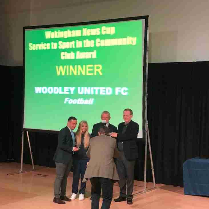 Wokingham Borough Sports Council annual awards 2017