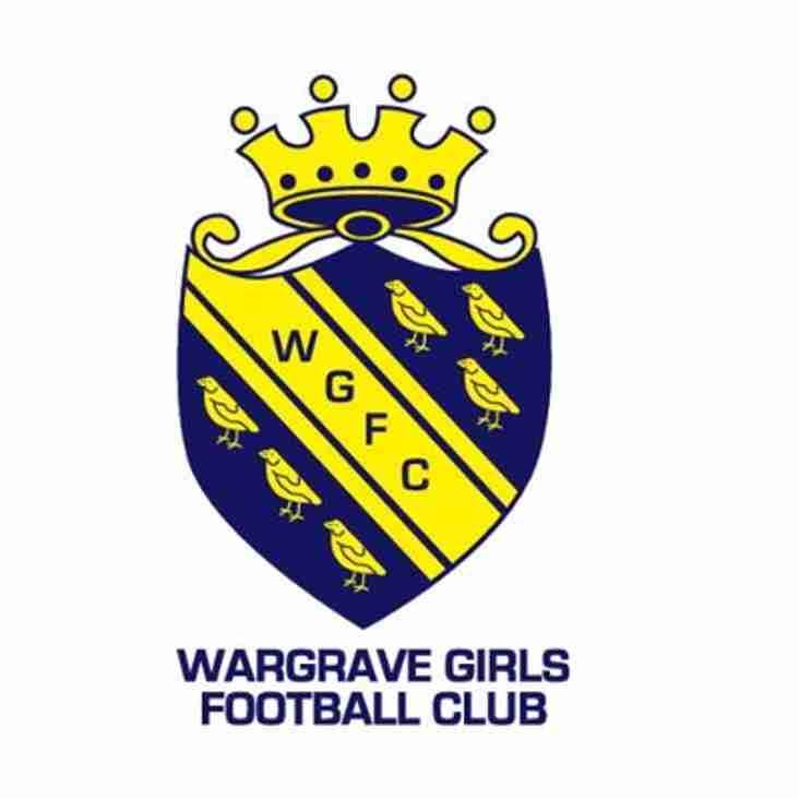 Ladies home to Wargrave - Sunday 17th December 2017