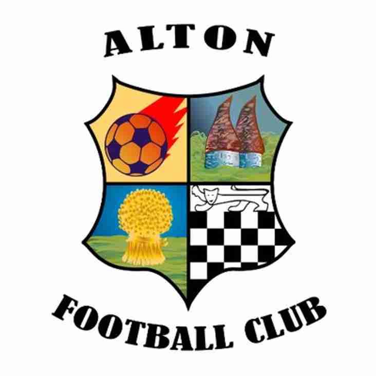 Ladies away to Alton - 4th February 2018