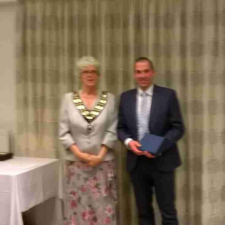 Woodley Town Council Citizens Awards  2018