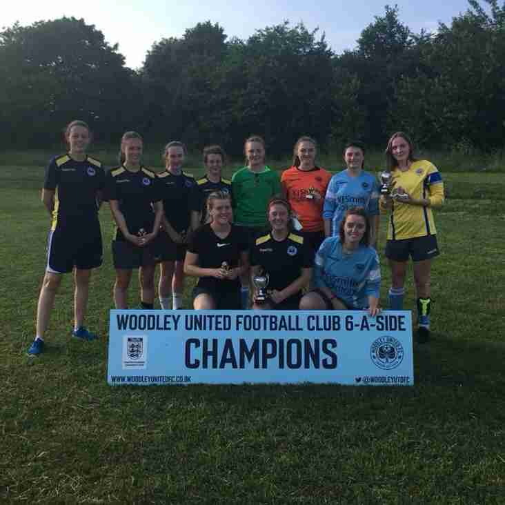 Woodley United FC tournament