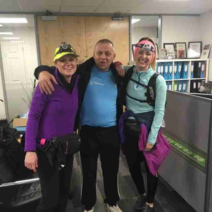 Stuart Cannon to undertake 35 mile walking marathon