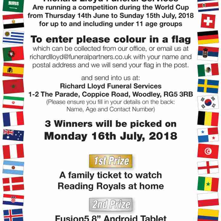 World Cup Woodley Challenge