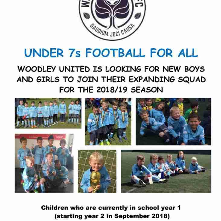 Under 7 Football