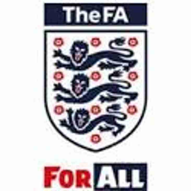 FA Charter Standard successfully renewed