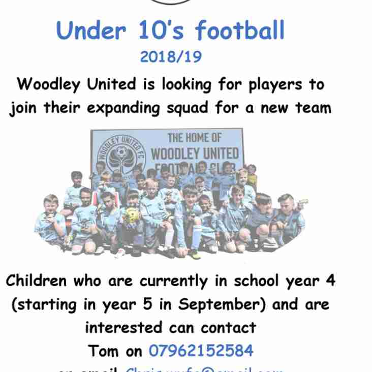Enjoyed the World Cup? Want to play football?