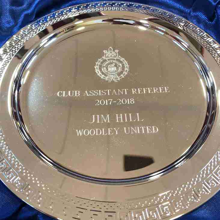 Congratulations to Jim Hill