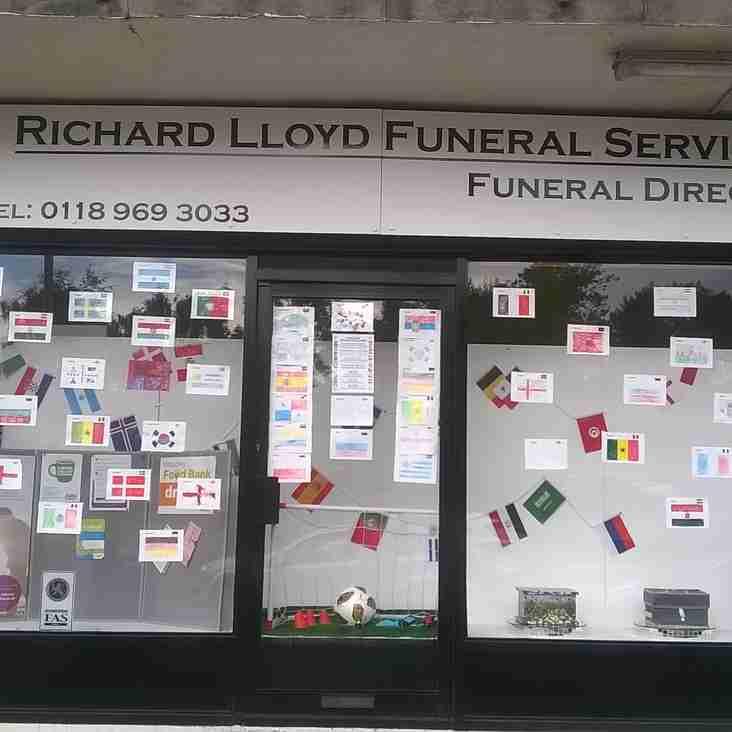 Richard Lloyd World Cup Challenge