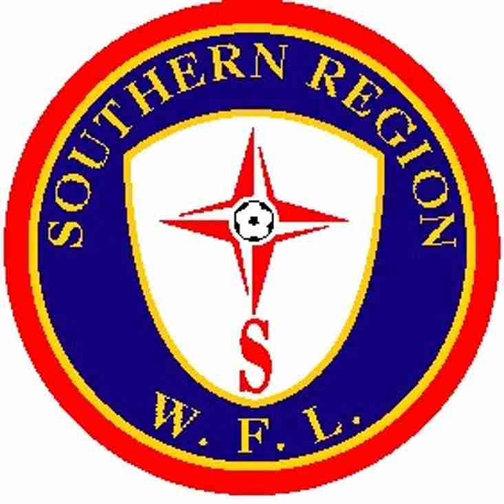 Southern Region Women's Football League Fixture announced