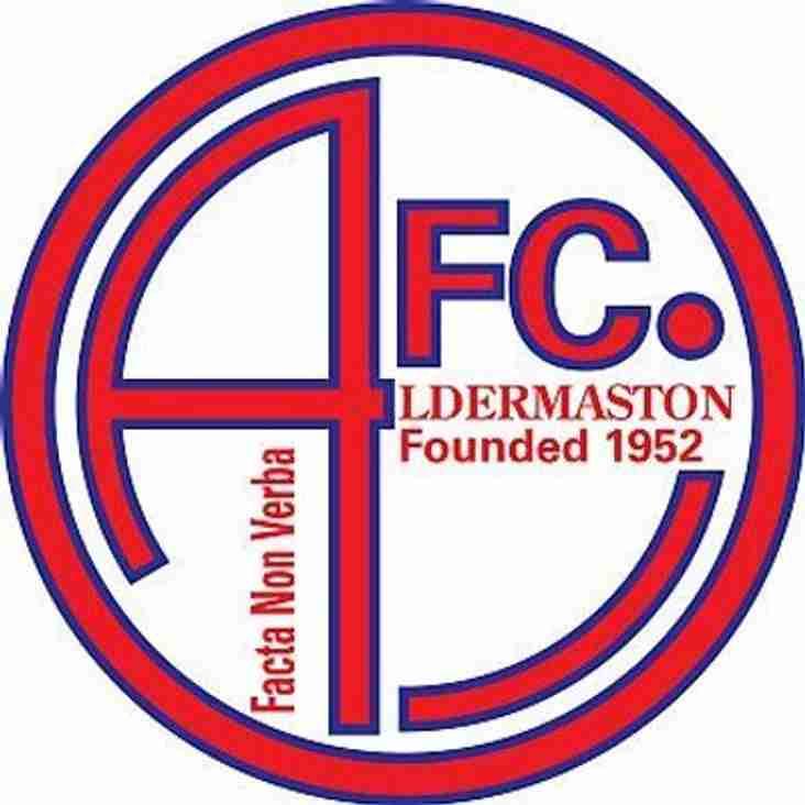 1st team home to AFC Aldermaston - 15th September 2018