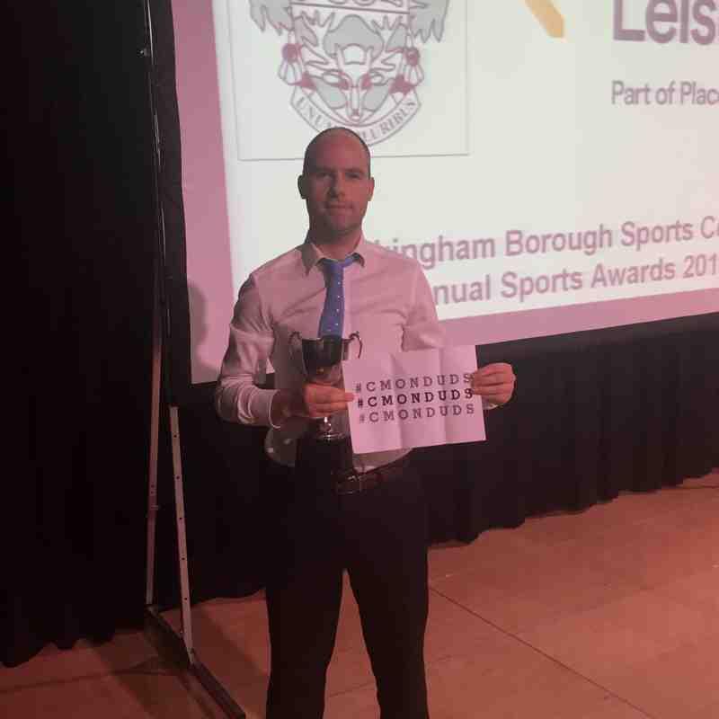 Wokingham Borough Sports Council Awards 2018